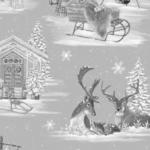 stoffmuster-winterliche-muster