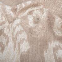 1009-06-ikat-beige-stoff-fabric-fold